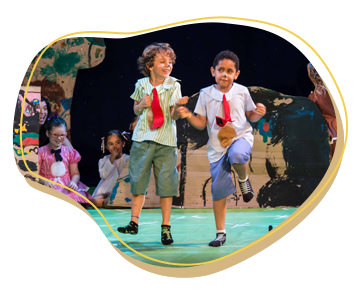 Curso Casa do Teatro - Crianças