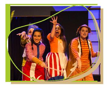 Curso Casa do Teatro - Jovens